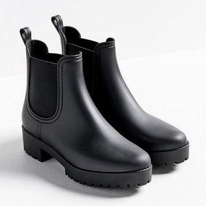 Jeffrey Campbell // Cloudy Matte Rainboot
